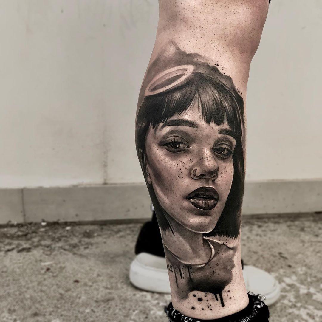 Ilias Efthimiou -Ninne Oat Tattoo inksearch tattoo
