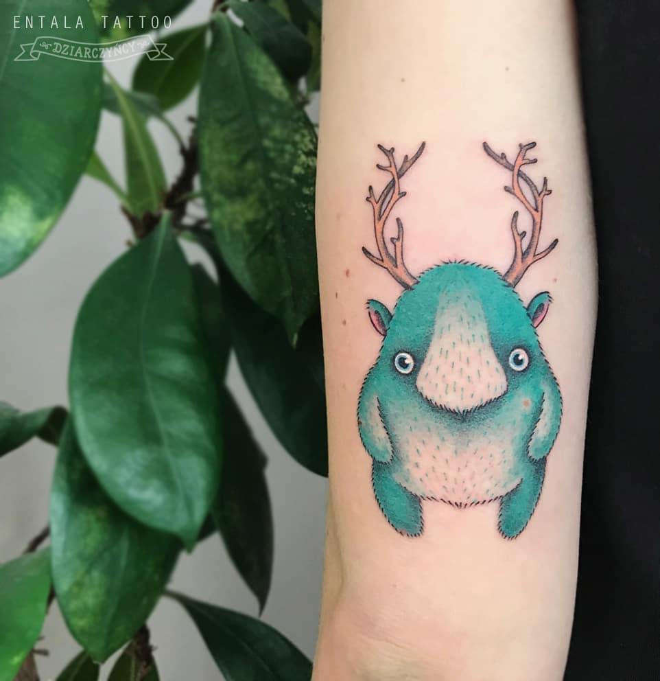 Entala Tattoo inksearch tattoo