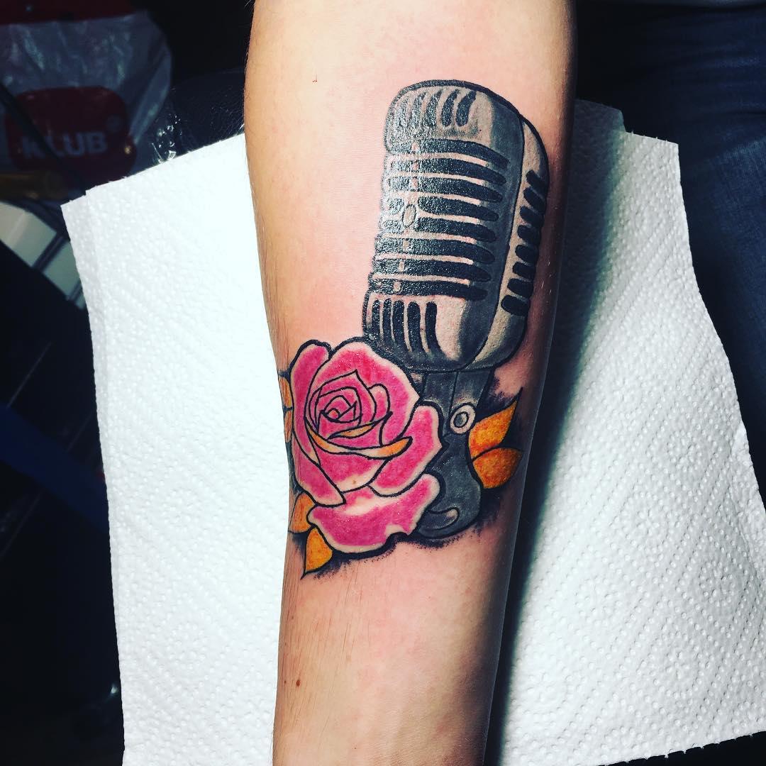 Ola - Evil Doll inksearch tattoo