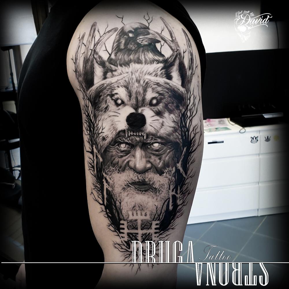 Dawid Grzybowski inksearch tattoo