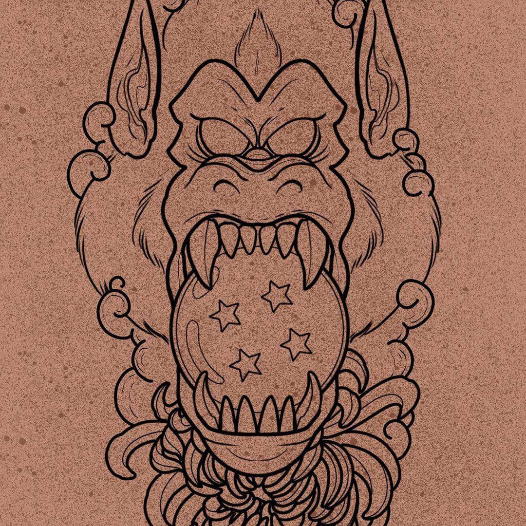 Szente Zoltán inksearch tattoo