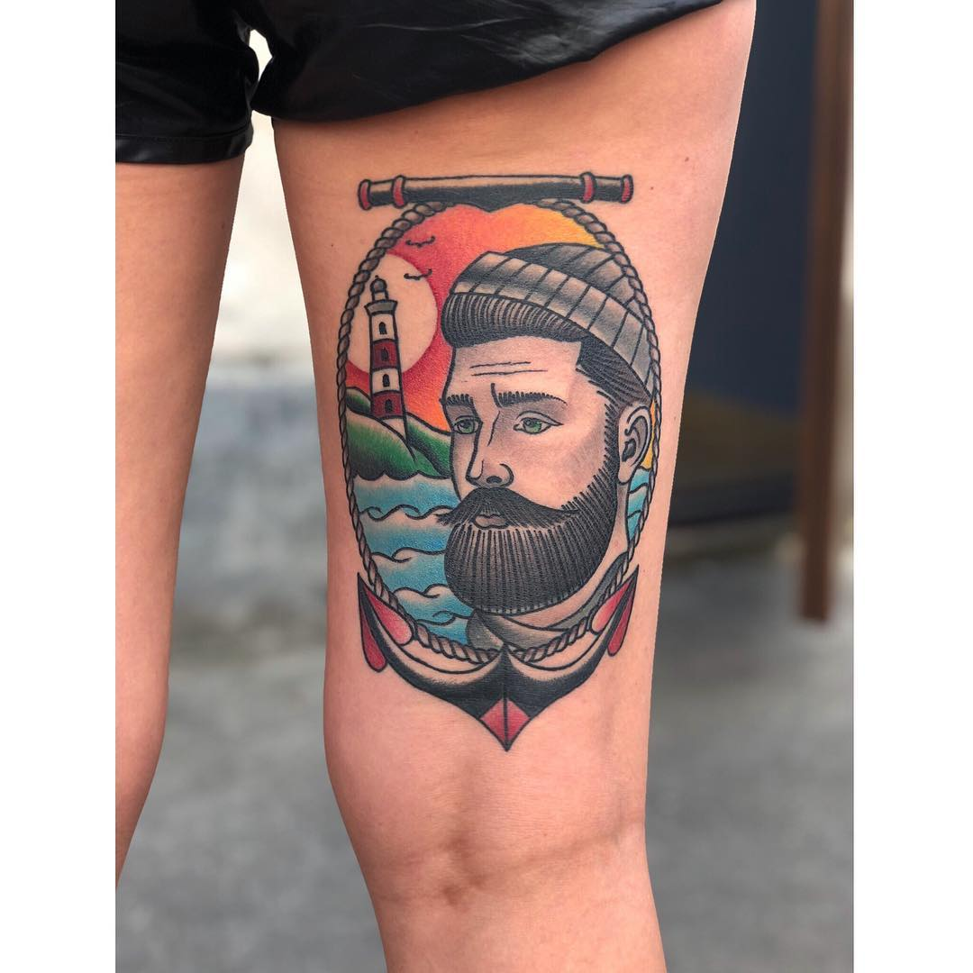 Bartłomiej Blanik inksearch tattoo