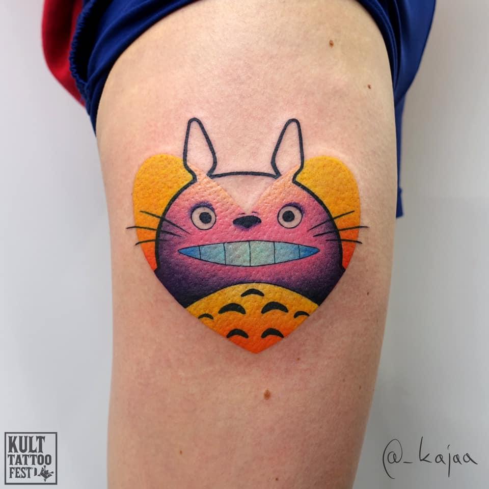 Kaja Karolina Kult Tattoo inksearch tattoo