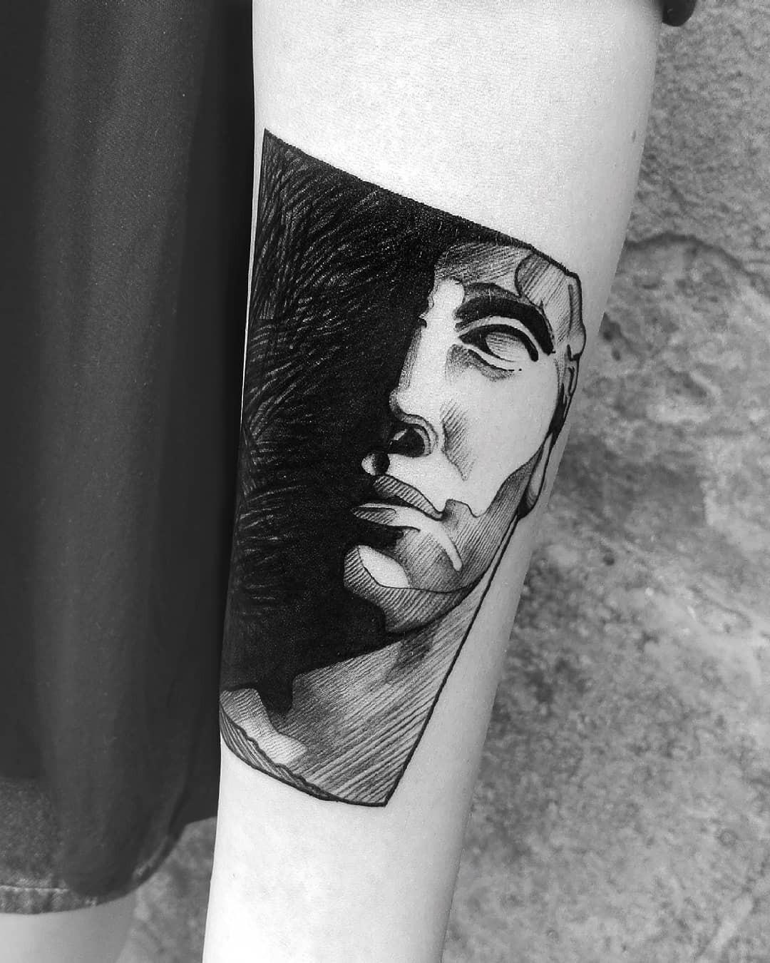 Damian Dymas inksearch tattoo