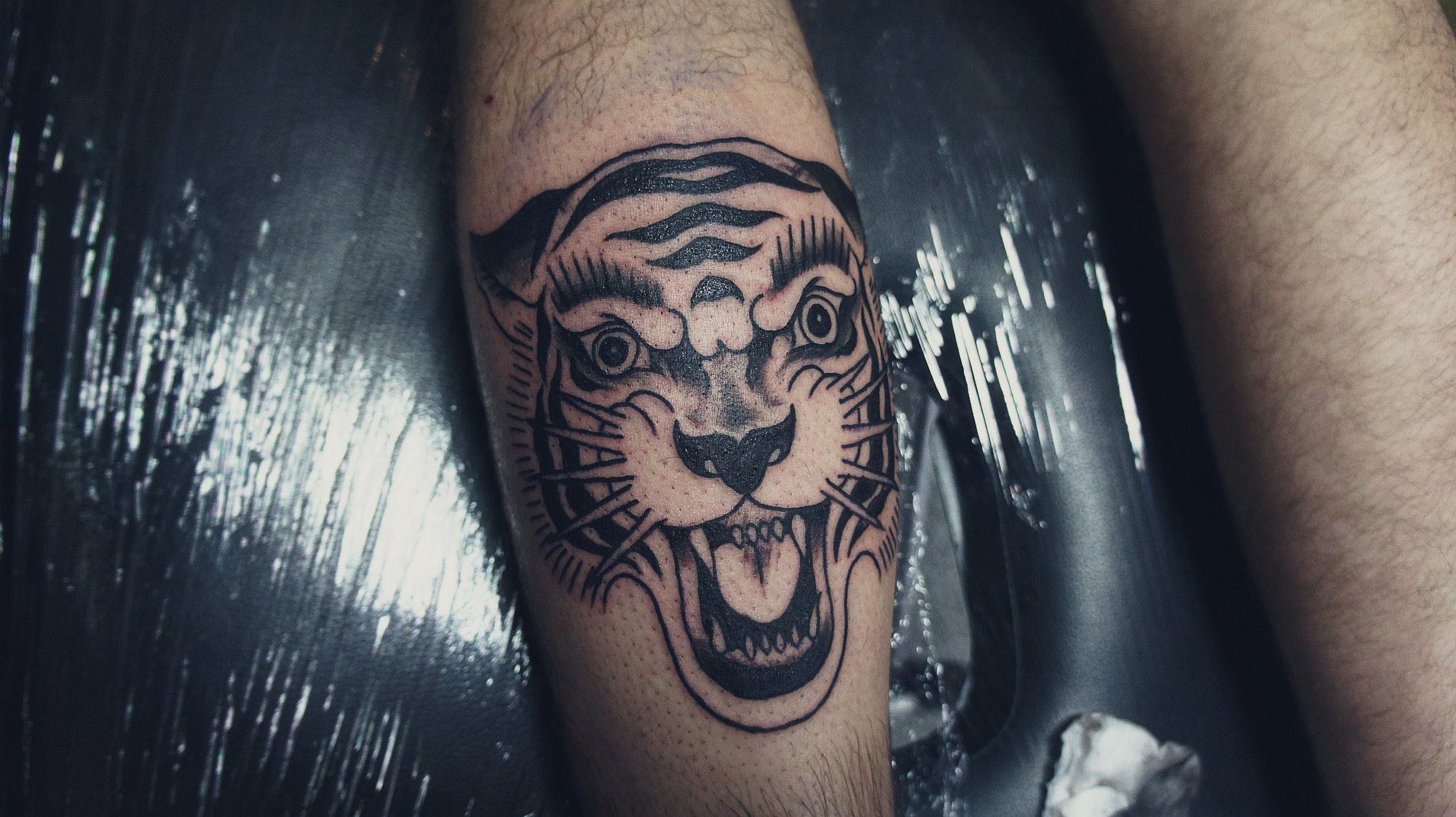 Victor Vasilkov inksearch tattoo