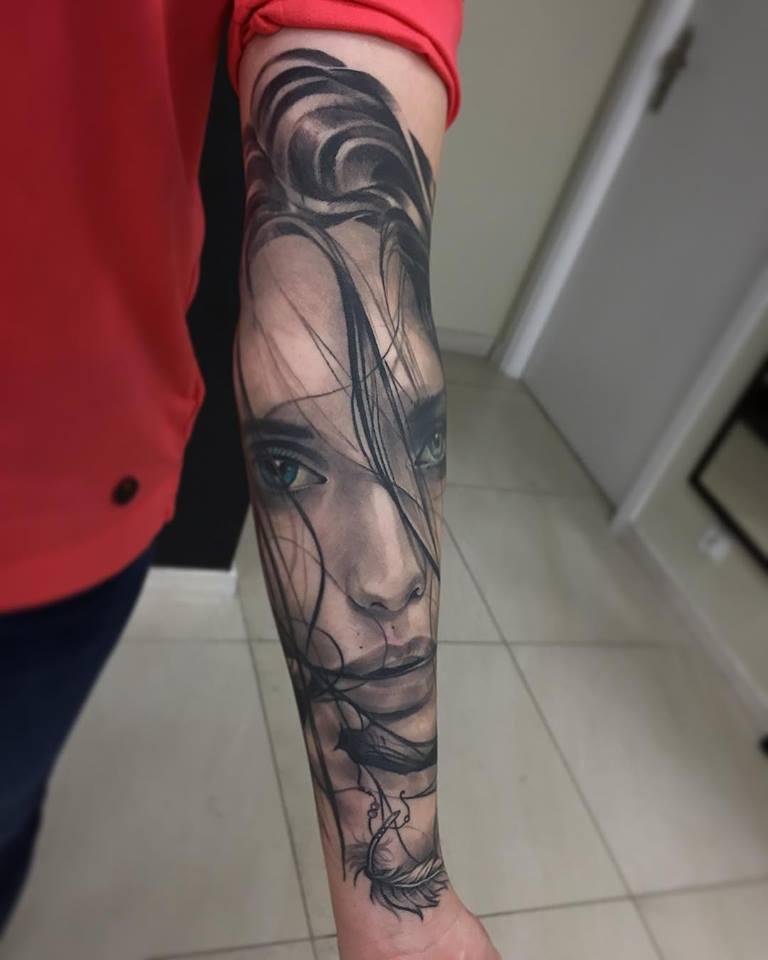 Arek Szostak inksearch tattoo