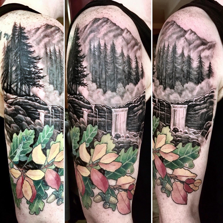 Mariusz Kania inksearch tattoo