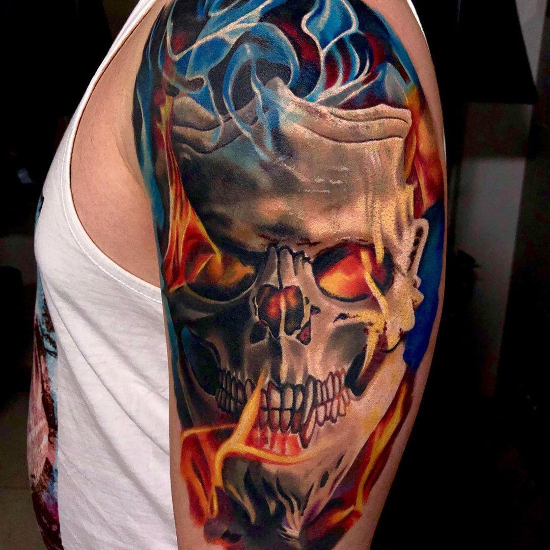 Bartek Fortuna inksearch tattoo