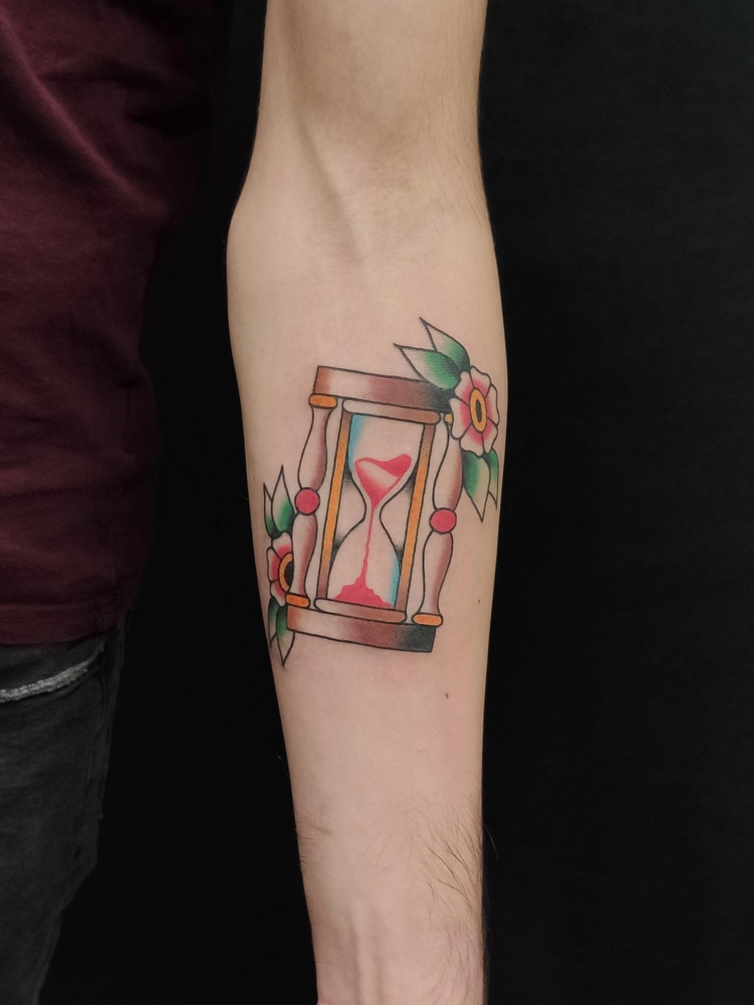 Raf Smiler inksearch tattoo