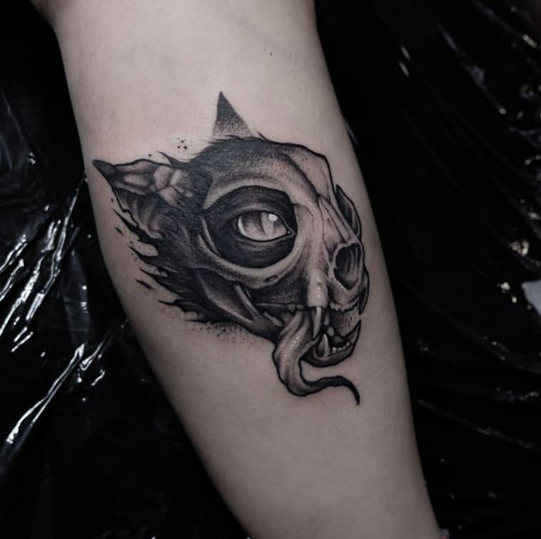 Marcelina Smokowska inksearch tattoo