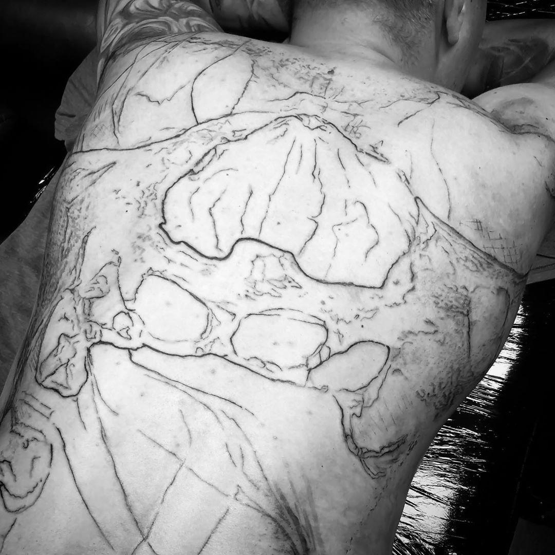 Piotr Przybylski inksearch tattoo