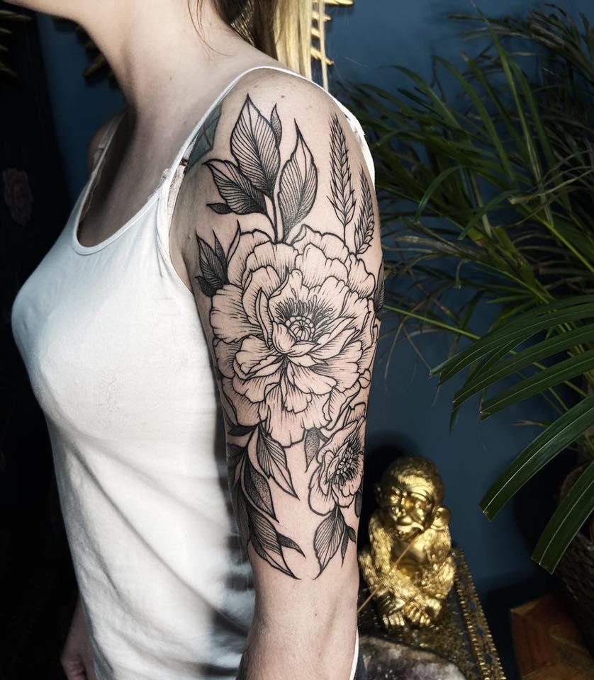 Oliwia Daszkiewicz - Zmierzloki Tattoo inksearch tattoo
