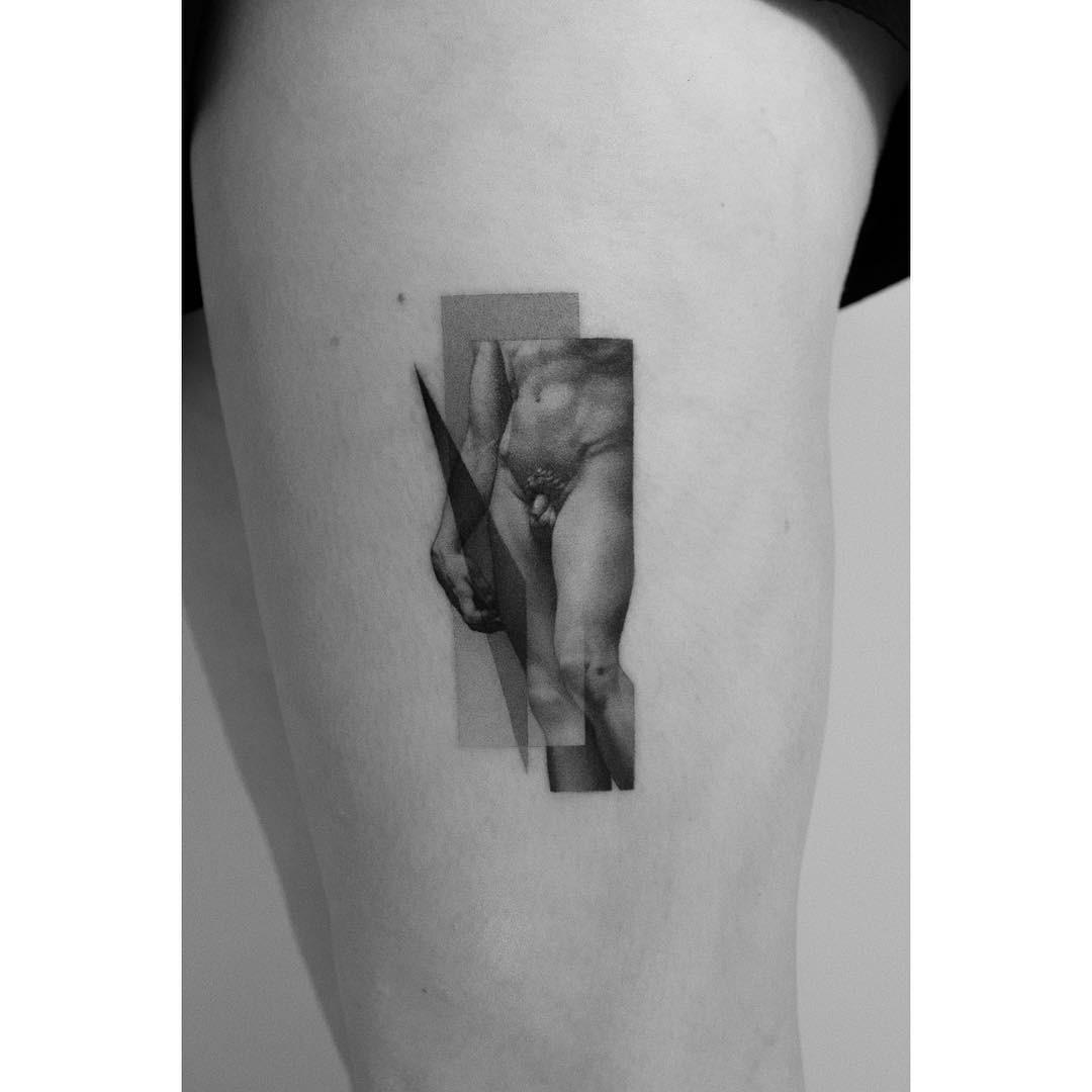 Paweł Indulski - Dotyk Tattoo inksearch tattoo