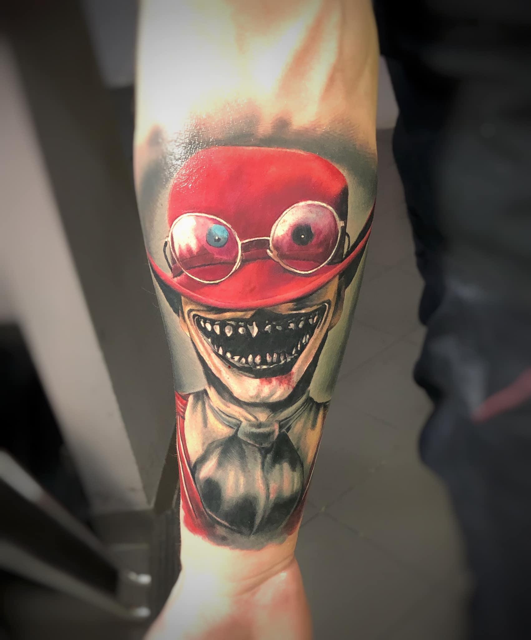Marcin Mało inksearch tattoo