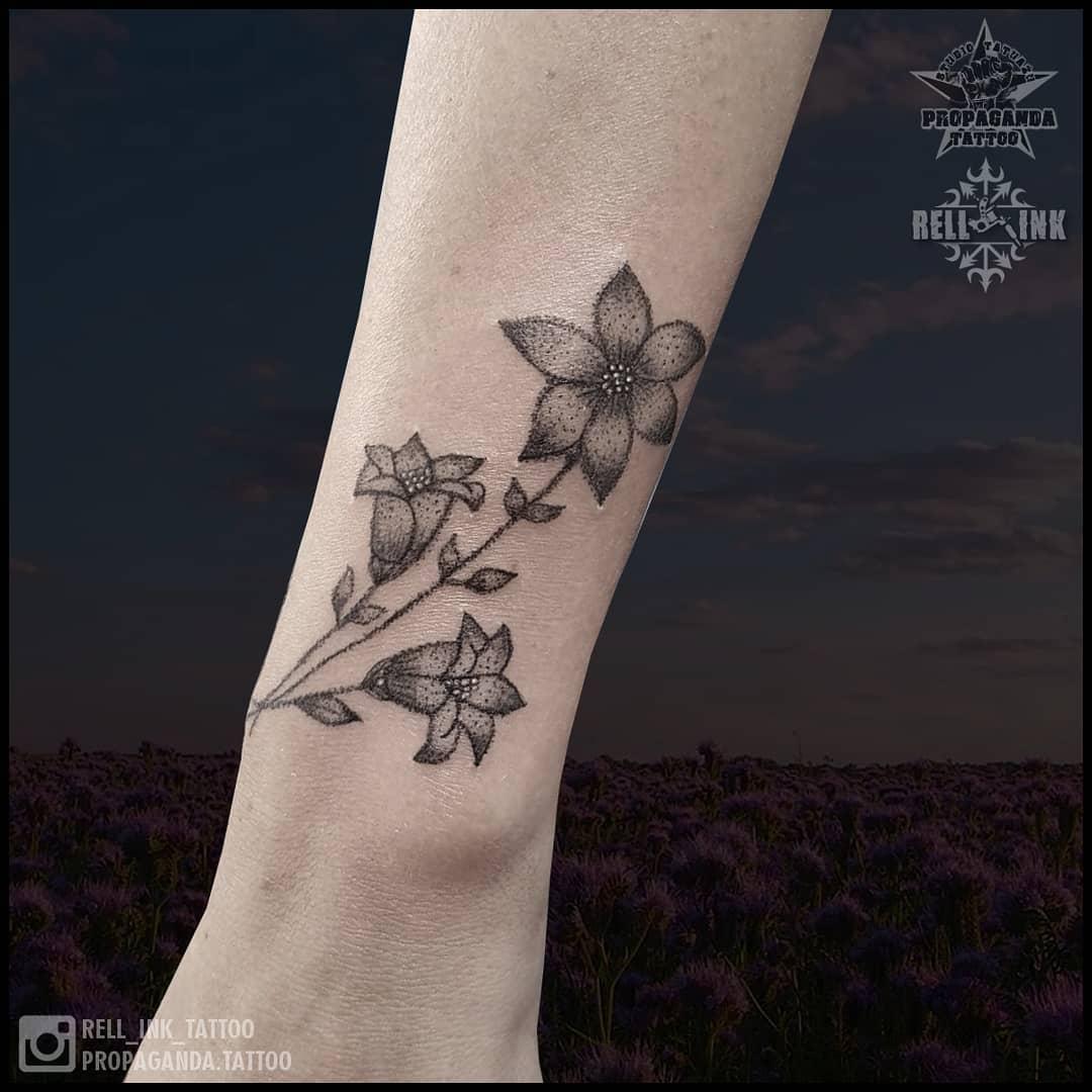 Rell - Propaganda Tattoo inksearch tattoo
