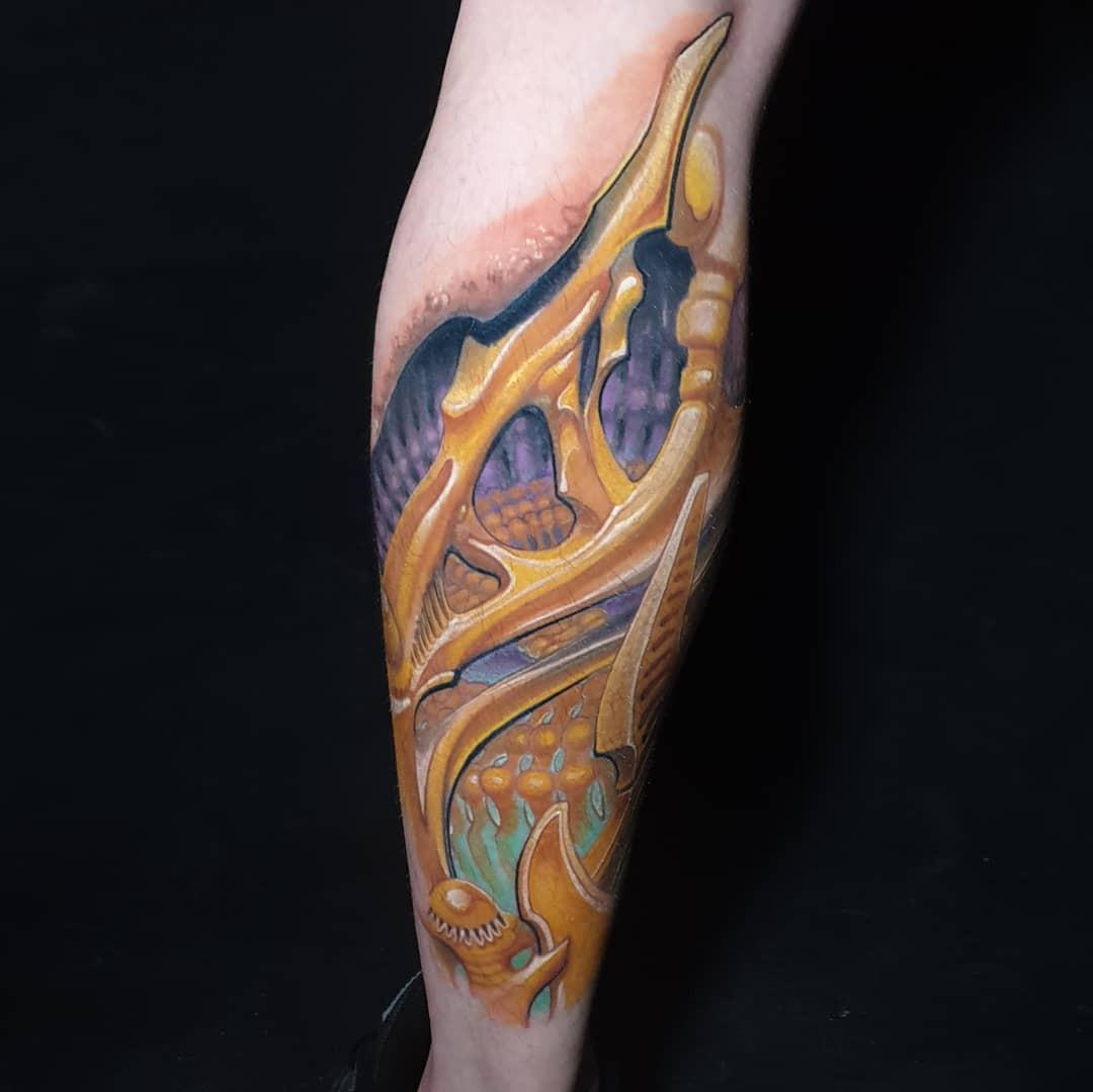 "Gábor Jelencsik ""Jelo"" inksearch tattoo"