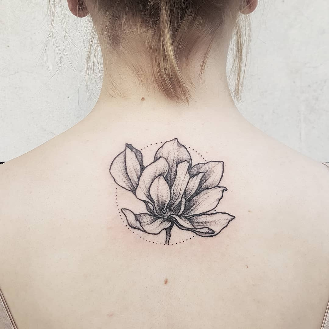 Karolina Dobrzańska inksearch tattoo