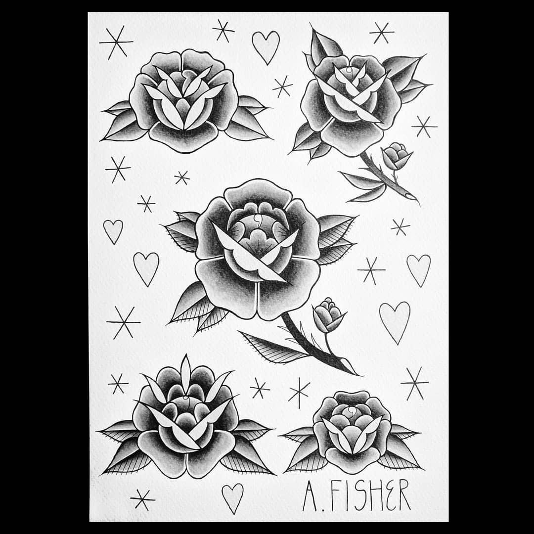 Andy Fisher inksearch tattoo