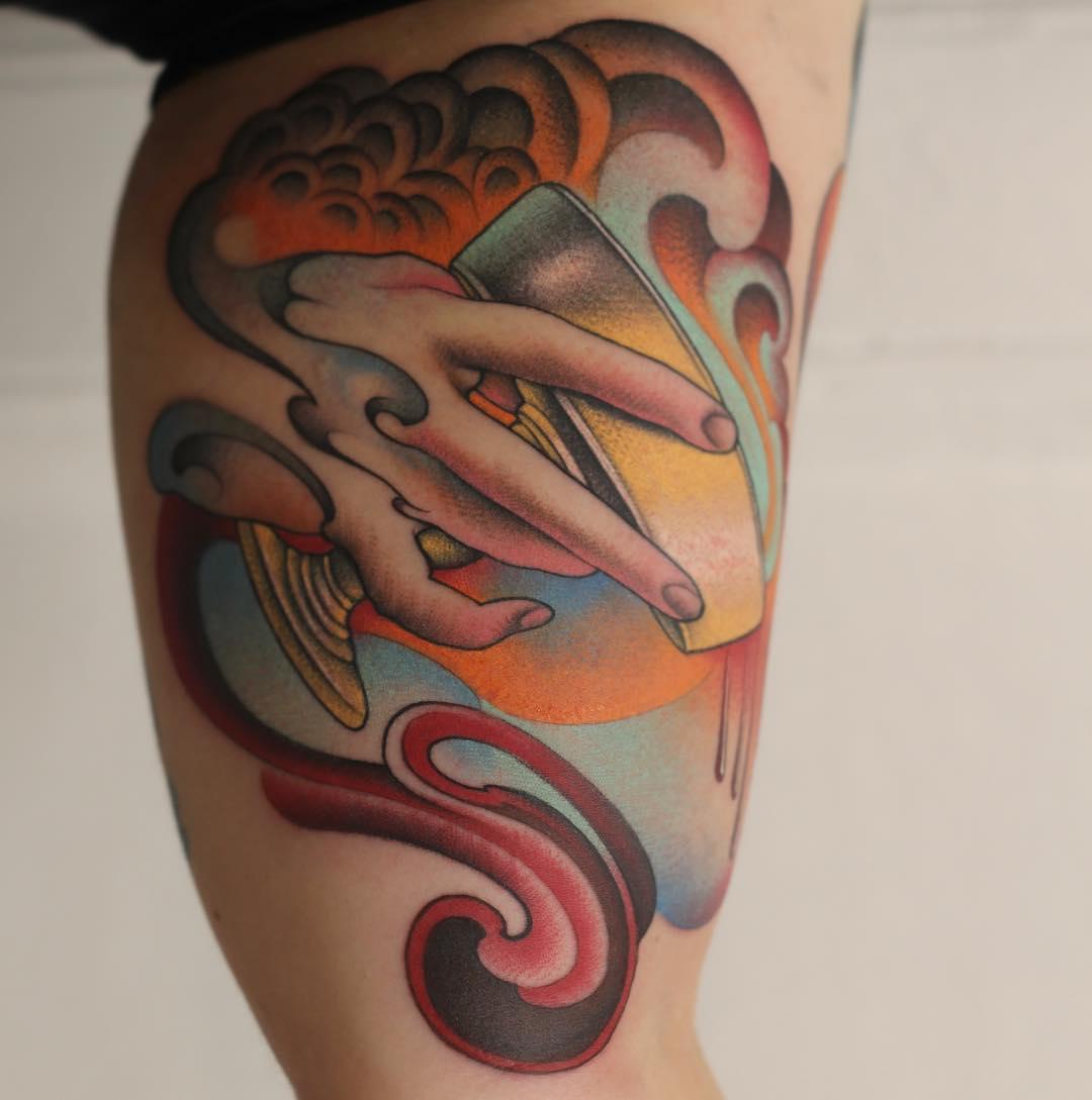 Kuba Kujawa inksearch tattoo
