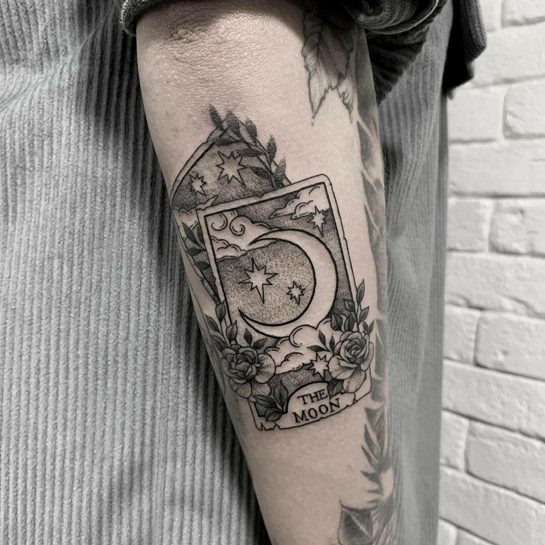 Magdalena Jezierska inksearch tattoo