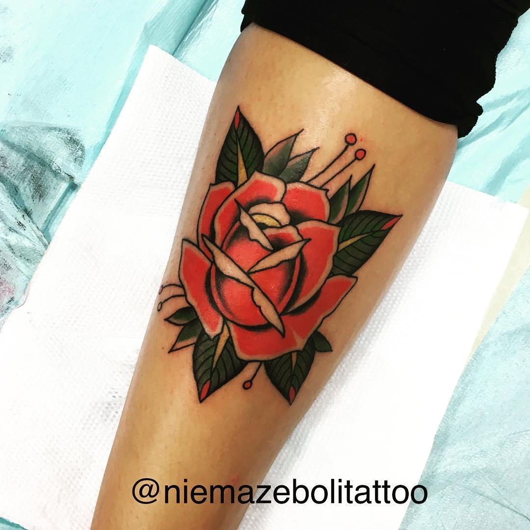 Nie ma że boli inksearch tattoo
