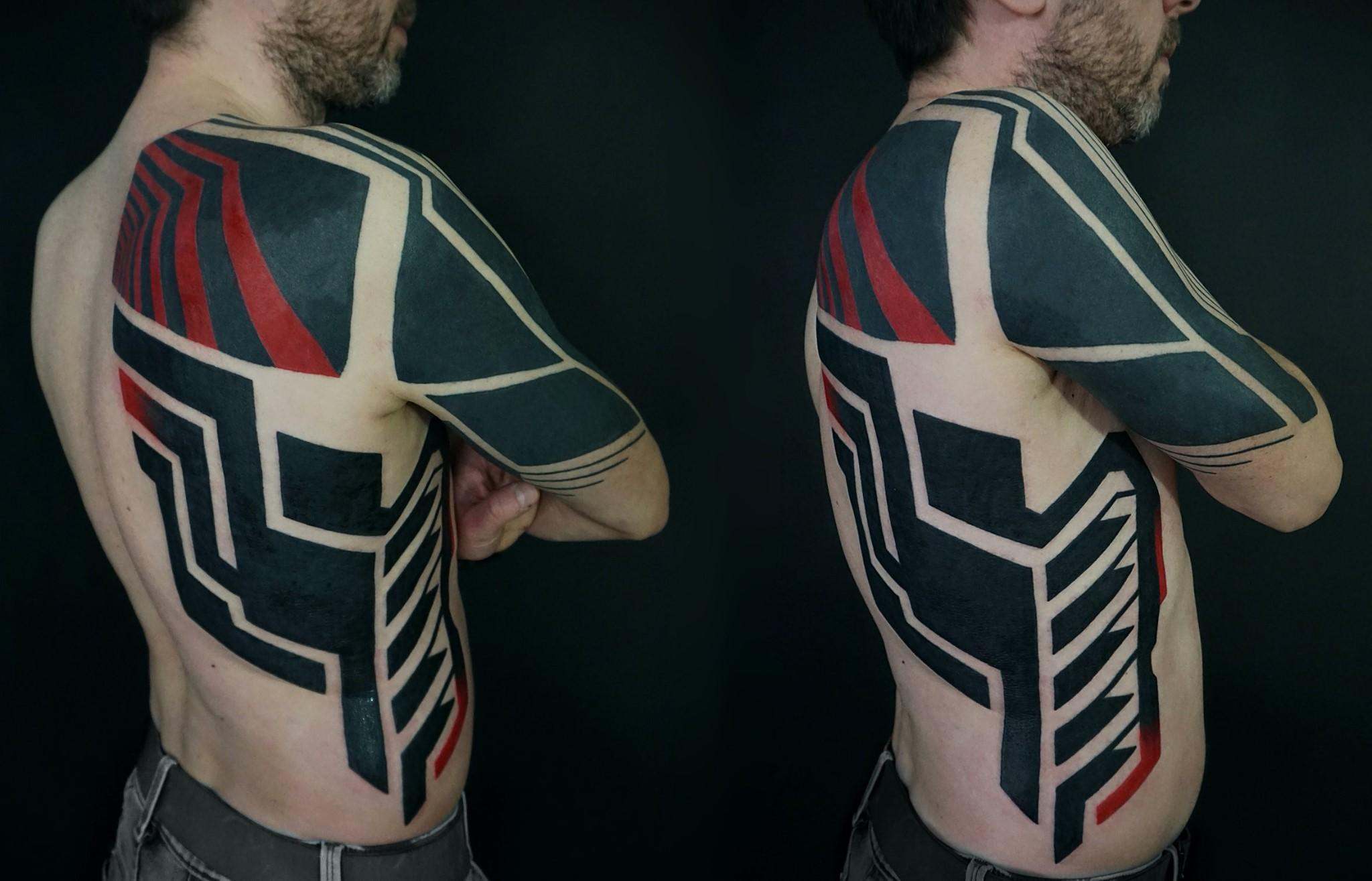 Haxan inksearch tattoo