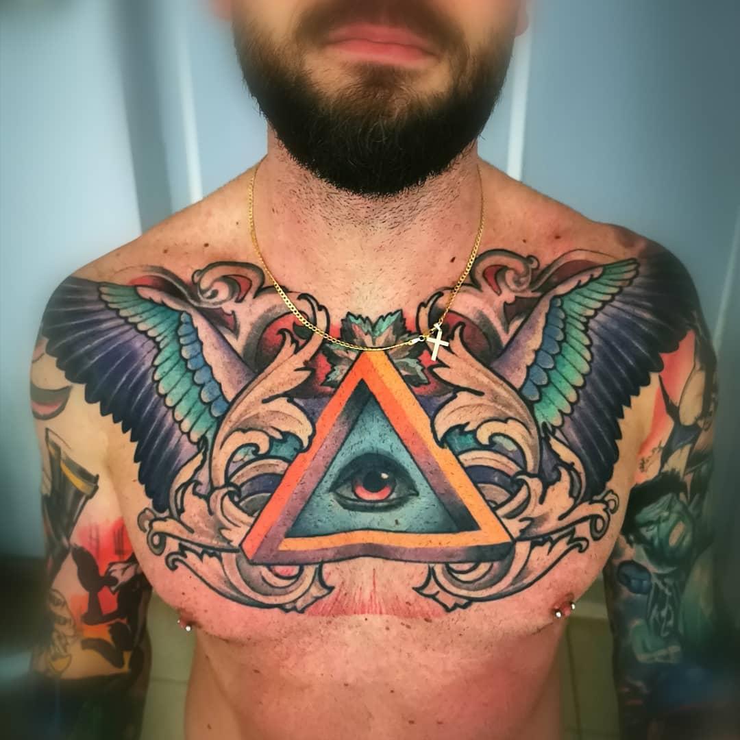 Damian inksearch tattoo