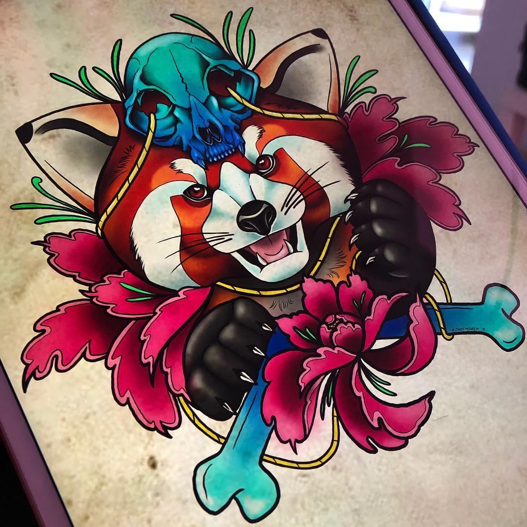 Ada Snochowska inksearch tattoo