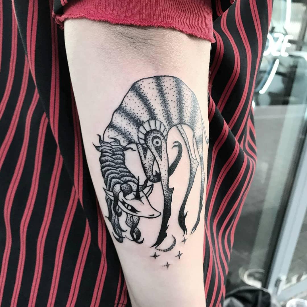 Margo Predys inksearch tattoo