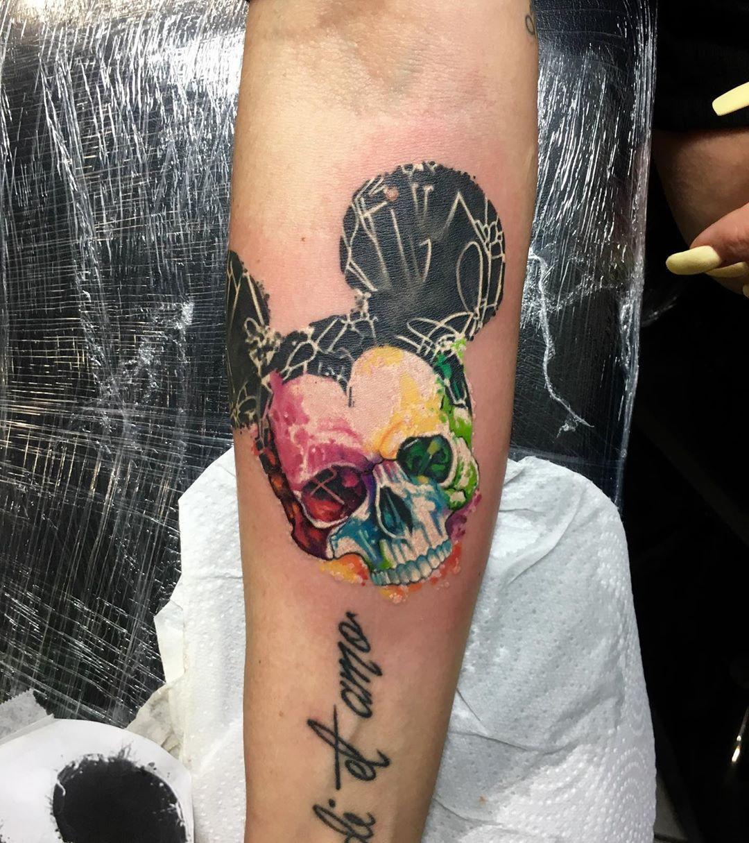 Michał Józefiak inksearch tattoo