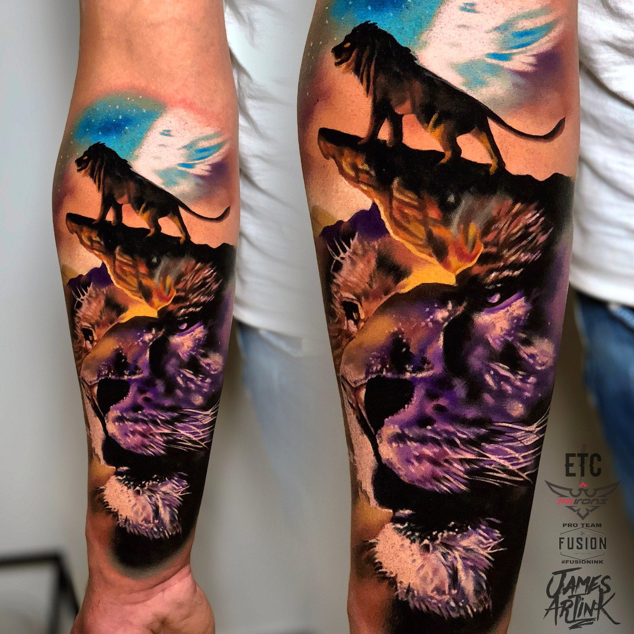 James Artink inksearch tattoo