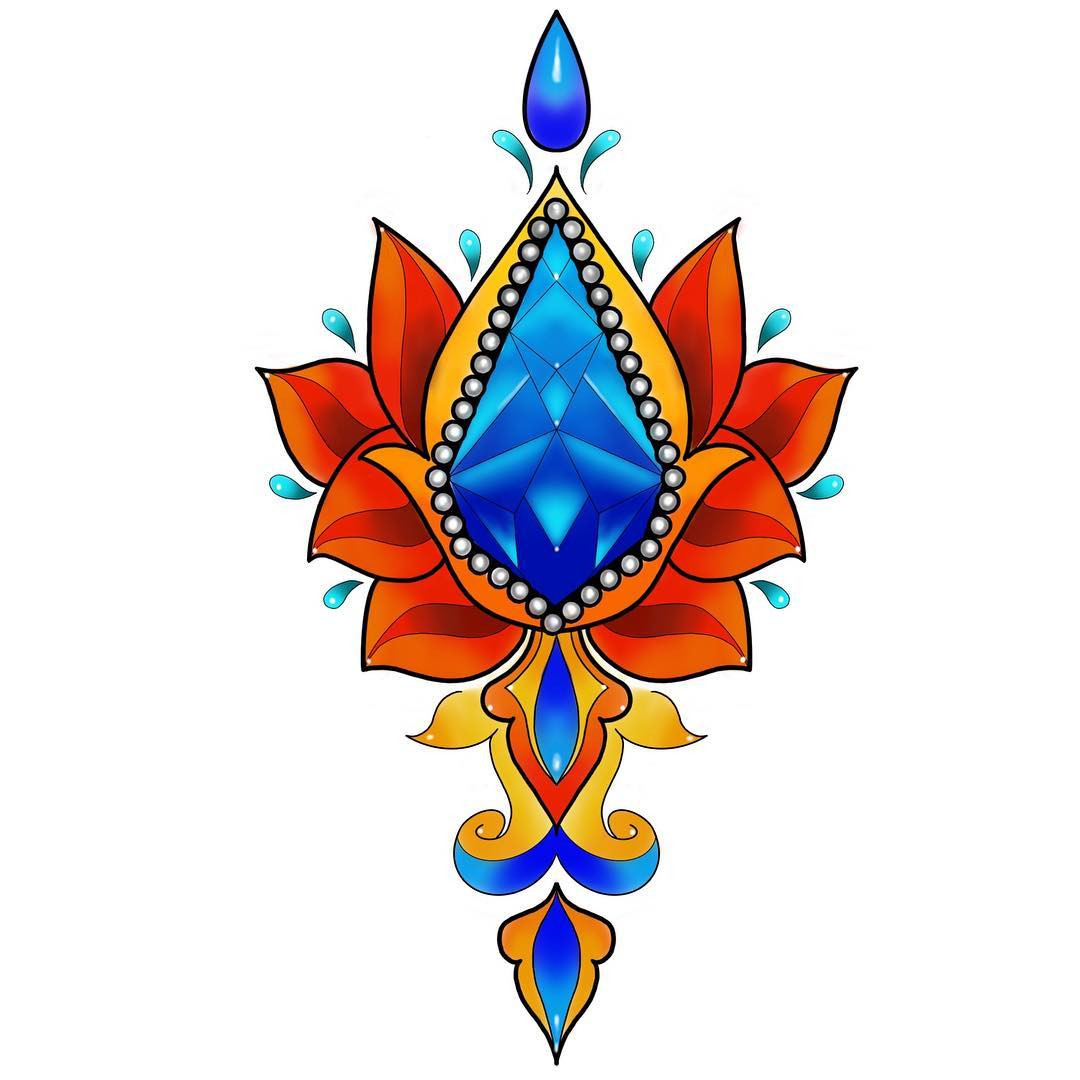 Ofelia Oferma inksearch tattoo