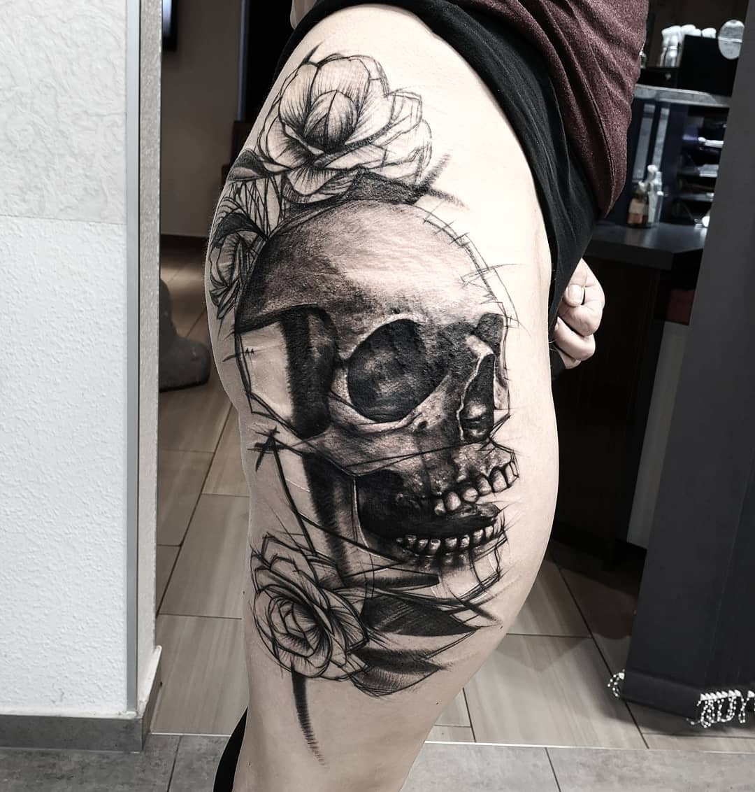 SAVEE Krzysztof Sawicki inksearch tattoo