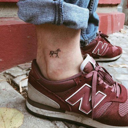 HoneyPoke - Anastasia inksearch tattoo