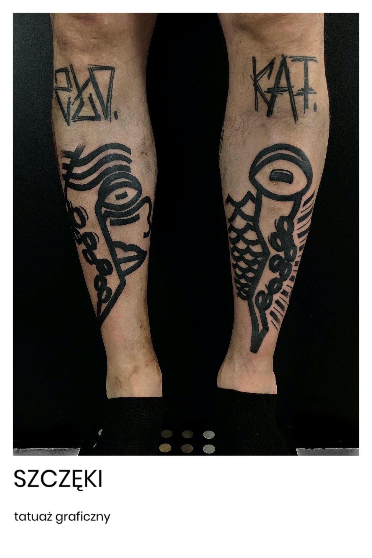"""Bartek """"Szczęki"""" Krzyszton inksearch tattoo"""