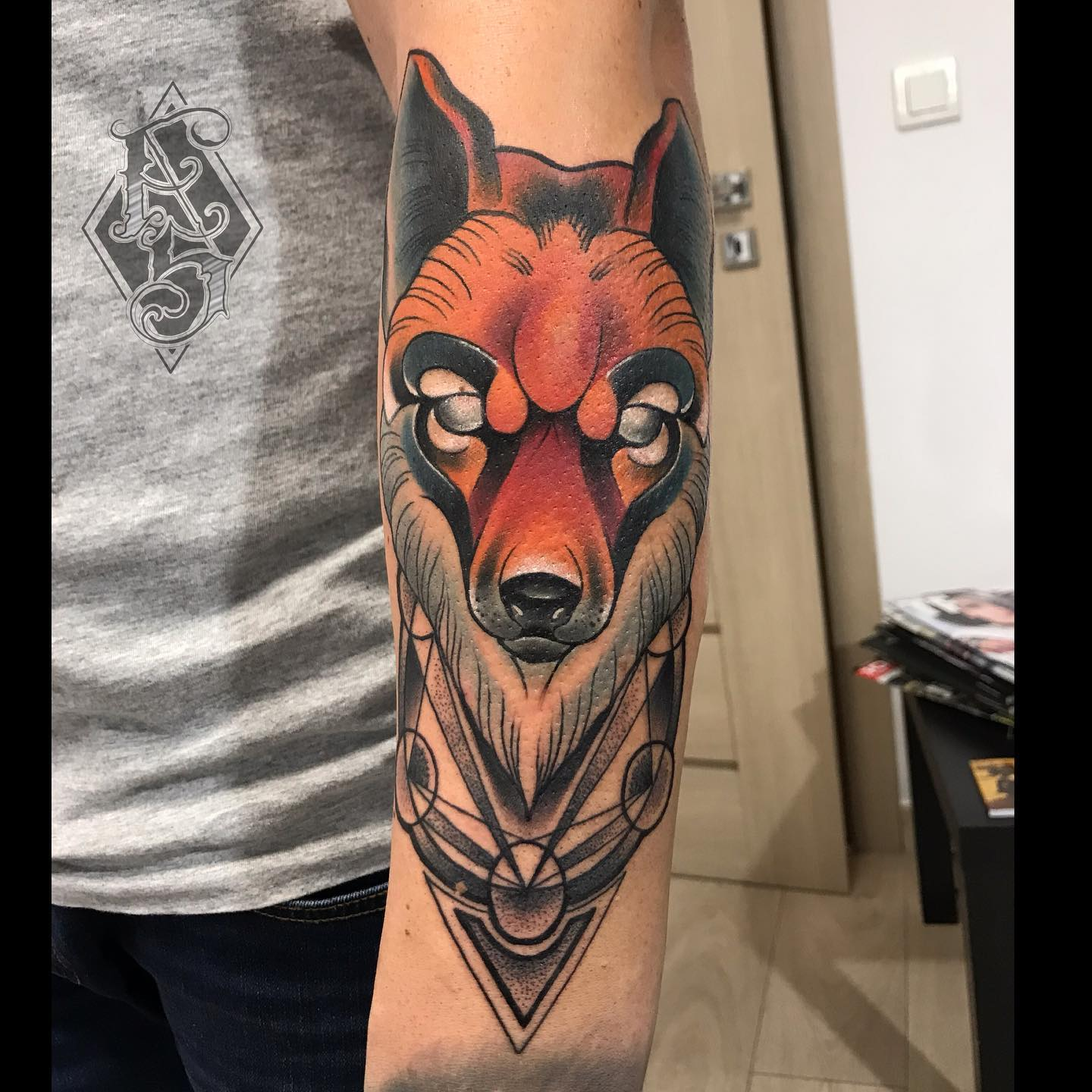 Arek Szubert inksearch tattoo