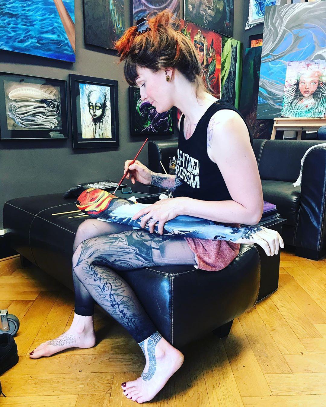 Vro Michael inksearch tattoo