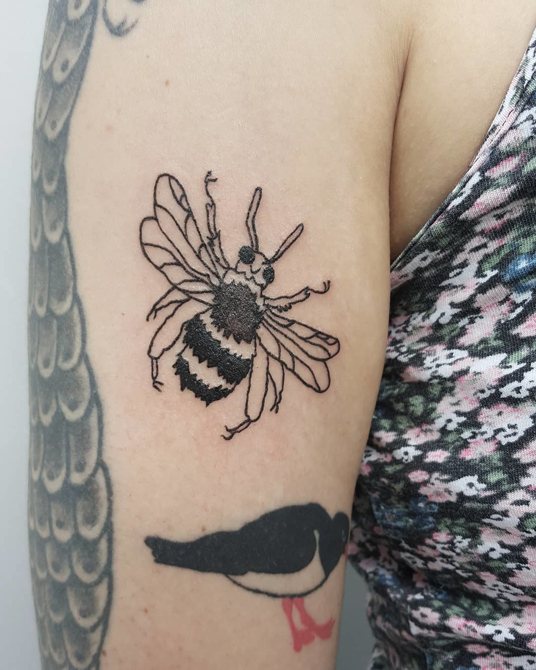 Ola Fronc inksearch tattoo