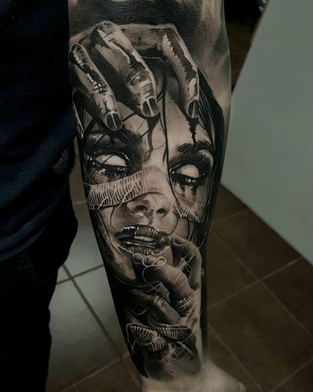 Pawel Glod Tattoo inksearch tattoo