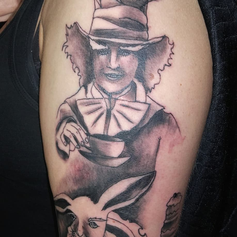 Memo Tatoo inksearch tattoo
