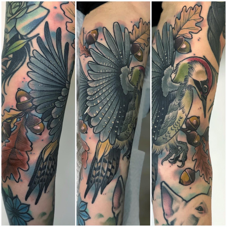 Piotr Trager 'Zwierzak' inksearch tattoo