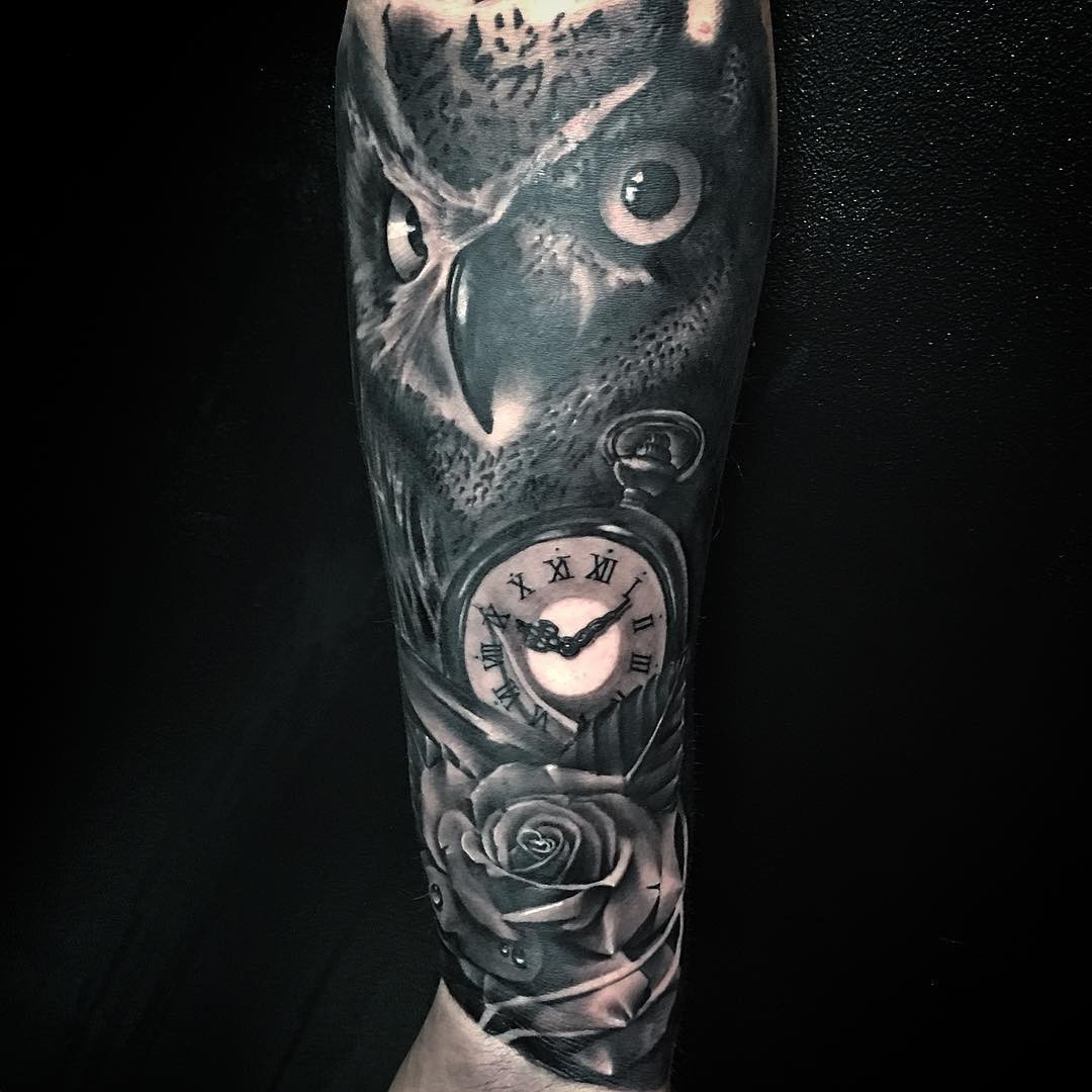 Aitor Mendez inksearch tattoo