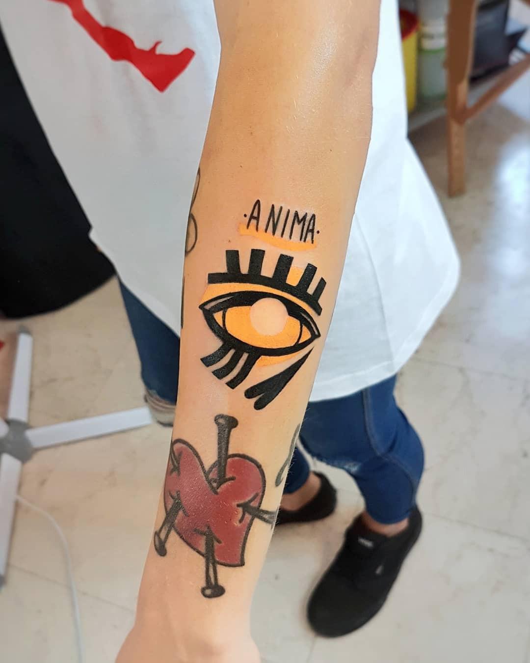 Roberto Mancuso Tattoo Artist inksearch tattoo