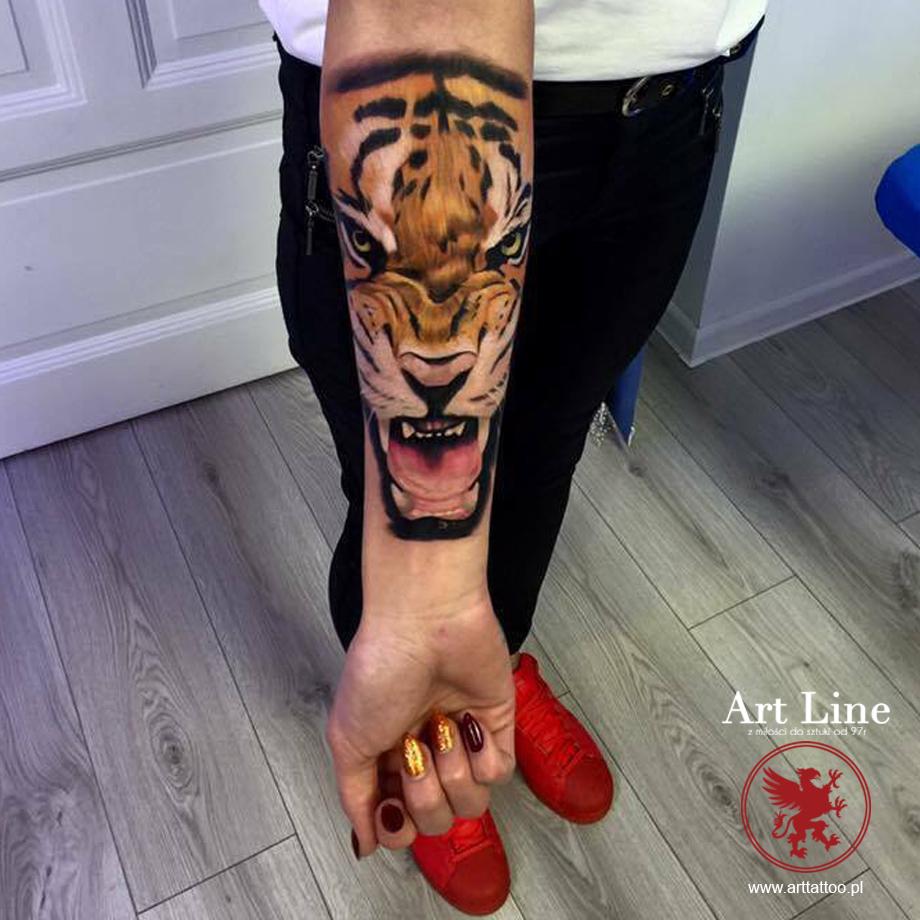 Bartecki Tattoo inksearch tattoo