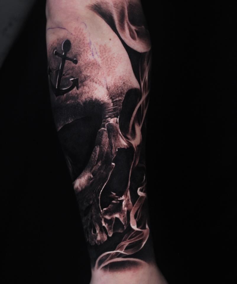 Emil Bajer inksearch tattoo