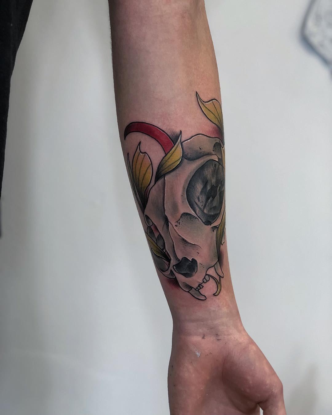 Radek Zopf inksearch tattoo