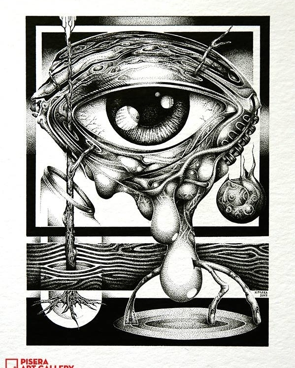 Pisera Art Galery inksearch tattoo