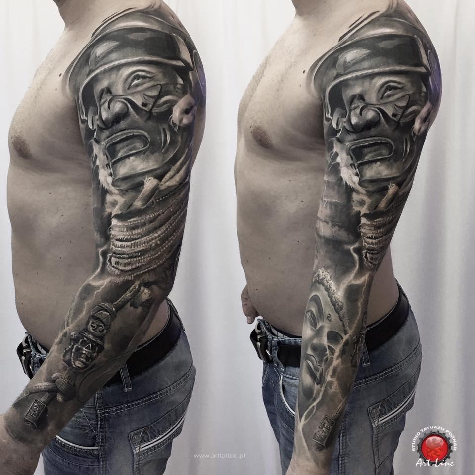 Dominik Szymkowiak inksearch tattoo