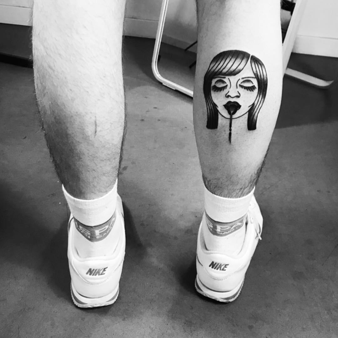 Joanna Strojny inksearch tattoo
