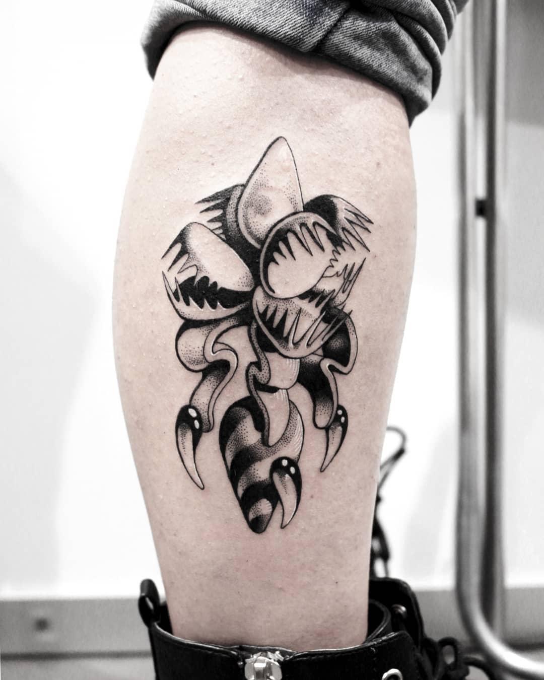 Emil Pytlik inksearch tattoo